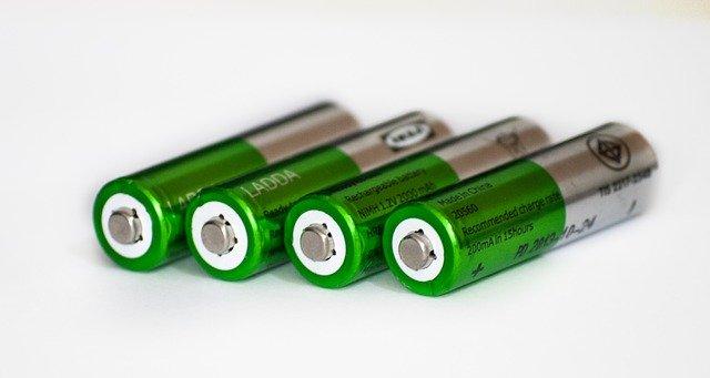 単3乾電池の英語表現